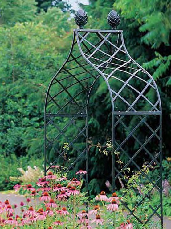 De Orangerie - voor een exclusieve Rozenboog of Obelisk - Kiftsgate rozenboog
