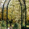 De Orangerie - voor een exclusieve Rozenboog of Obelisk - Portofino rozenboog
