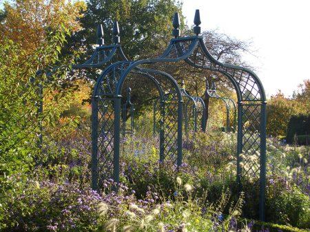Brighton rozenboog zonder plantenbakken