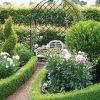 De Orangerie - voor een exclusieve Rozenboog of Obelisk - Rozenboog prieel Villandry