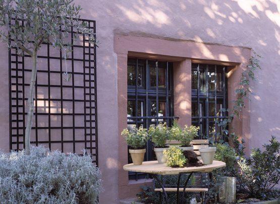 De Orangerie - voor een exclusieve Rozenboog of Obelisk - Rozen trellis R9 - 6