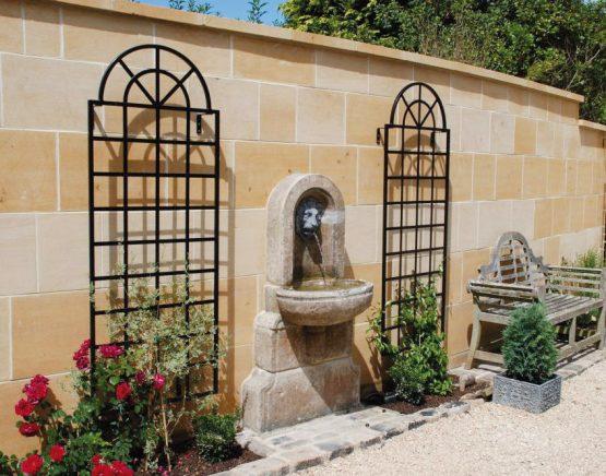 De Orangerie - voor een exclusieve Rozenboog of Obelisk - Rozen trellis R9 - 9