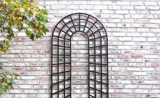 De Orangerie - voor een exclusieve Rozenboog of Obelisk - Rozen trellis R9 - 7